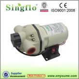 Urea pumps DC voltage